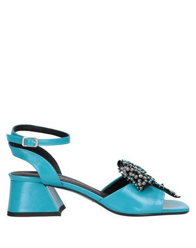 ANGELA CHIARA VENEZIA Sandals in Turquoise