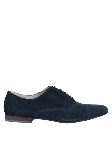 ANDERSON Laced Shoes in Dark Blue