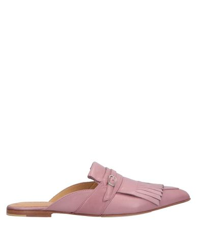 POMME D'OR Mules in Pastel Pink