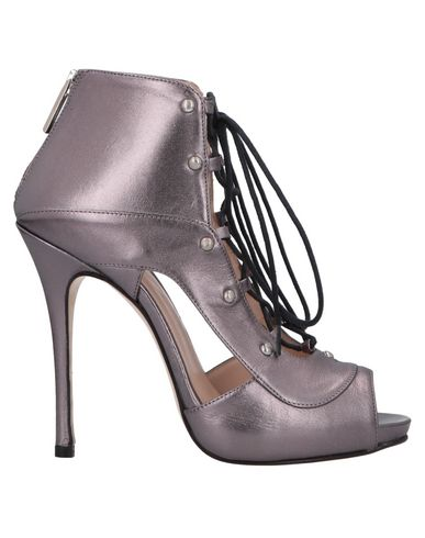WO MILANO Ankle Boot in Lead