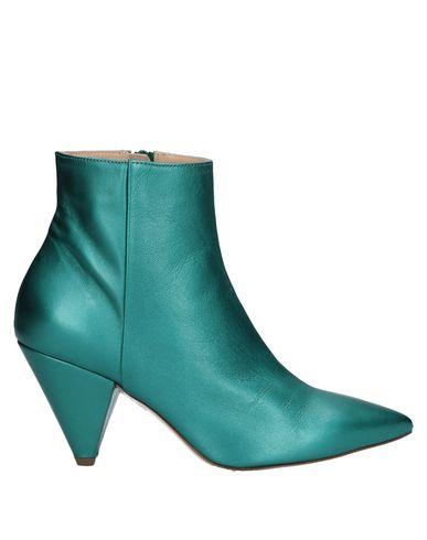 GIAMPAOLO VIOZZI Ankle Boot in Turquoise