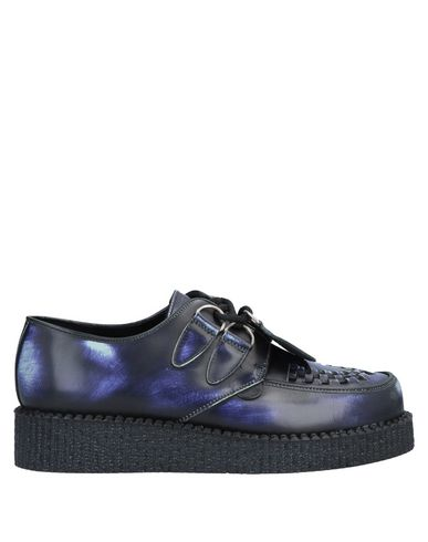 UNDERGROUND Laced Shoes in Blue