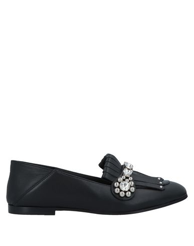 NINALILOU Loafers in Black