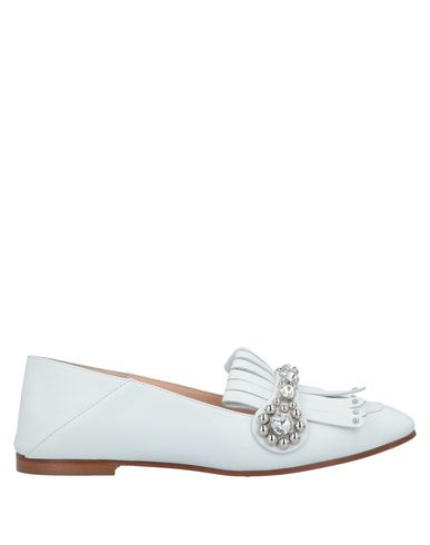 NINALILOU Loafers in White