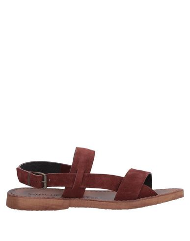 SANGUE Sandals in Cocoa