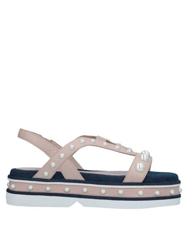 Sandals in Pink