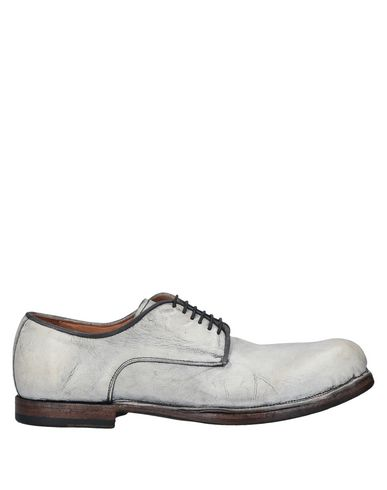 PREVENTI Laced Shoes in Ivory