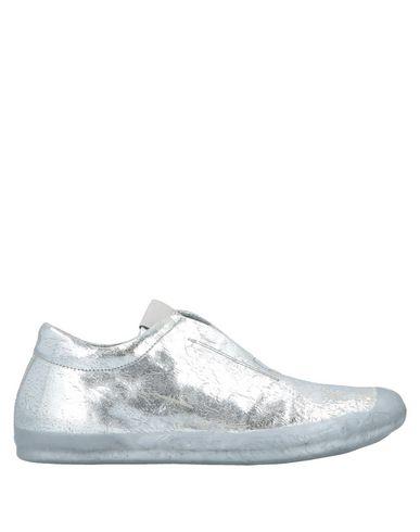 RUBBER SOUL Sneakers in Silver
