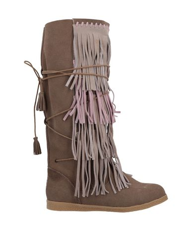 COLORS OF CALIFORNIA Boots in Camel