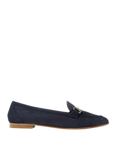 MY FERRAGAMO Loafers in Dark Blue