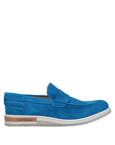 GOLD BROTHERS Loafers in Bright Blue