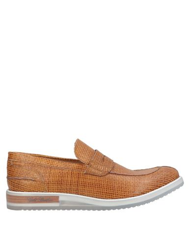 GOLD BROTHERS Loafers in Tan