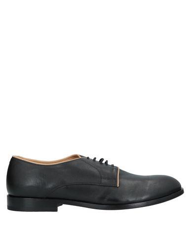 ATTIMONELLI'S Laced Shoes in Black