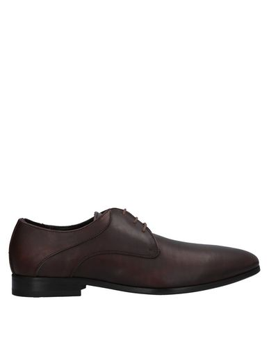 EVEET Laced Shoes in Cocoa