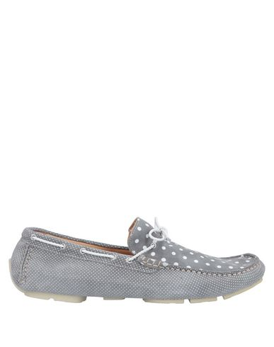 GOLD BROTHERS Loafers in Grey