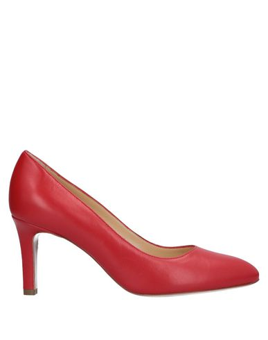 A.TESTONI Pump in Red
