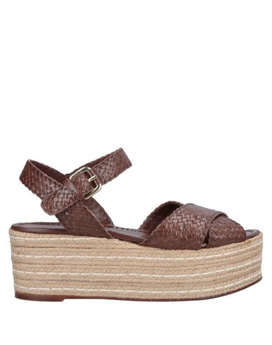PONS QUINTANA Sandals in Brown