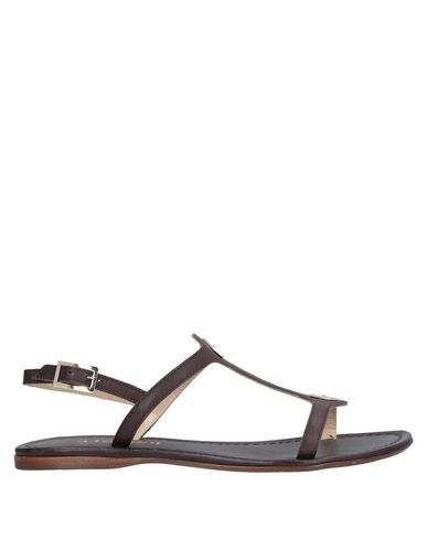 A.TESTONI Sandals in Cocoa