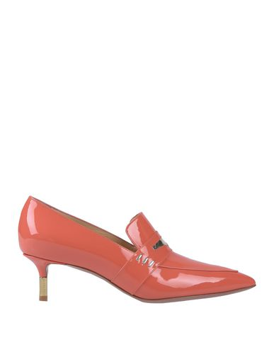 A.TESTONI Loafers in Coral