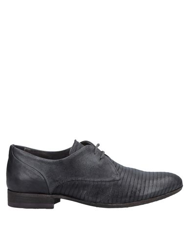 CORVARI Laced Shoes in Lead