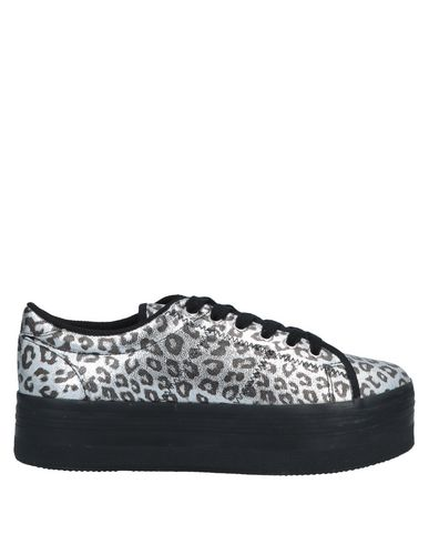 JC PLAY BY JEFFREY CAMPBELL Sneakers in Silver