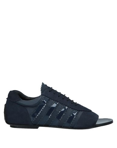 HIGH Laced Shoes in Dark Blue