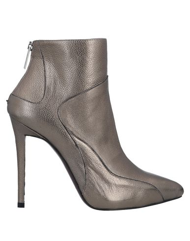 WO MILANO Ankle Boot in Bronze