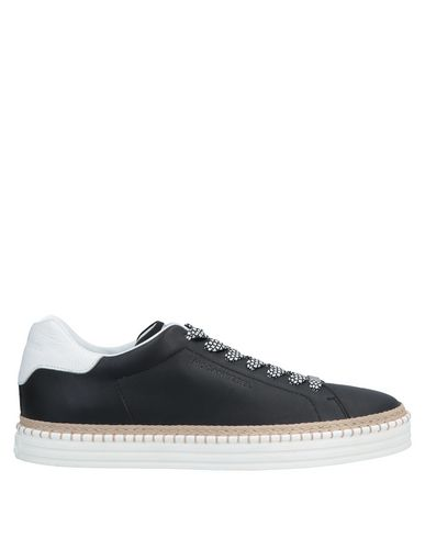 HOGAN REBEL Sneakers in 黑色