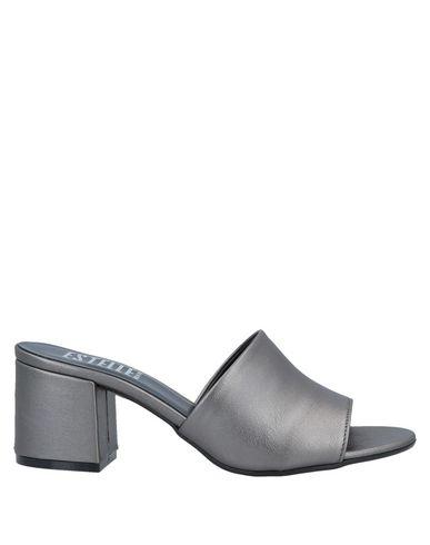 ESTELLE Sandals in Lead