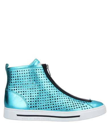 Marc By Marc Jacobs Sneakers In Azure