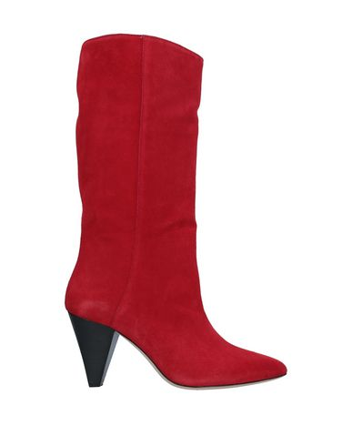 Sandro Boots In Red