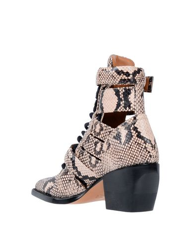 CHLOÉ Mid heels ANKLE BOOT