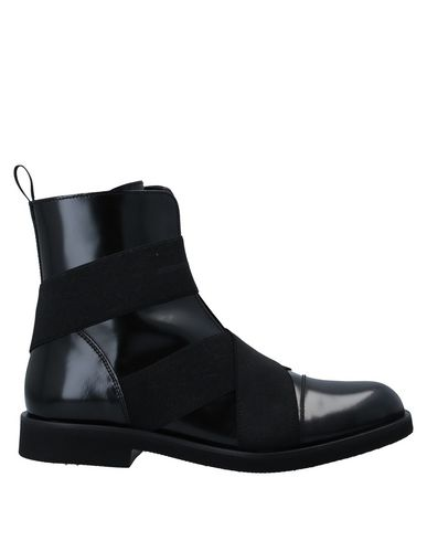 John Galliano Ankle Boot In Black