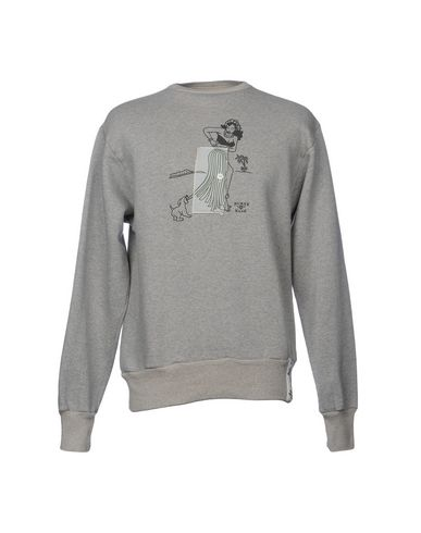 HUMAN MADE Sweatshirt in Grey