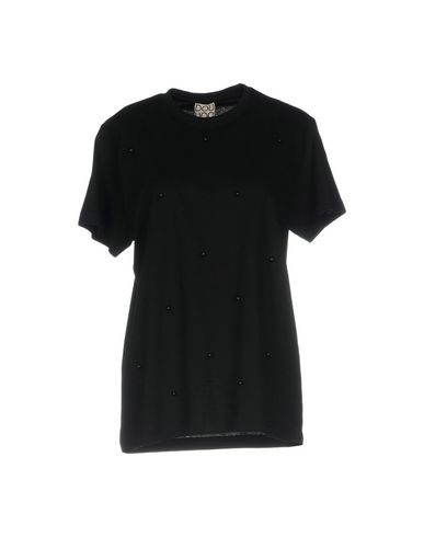 DOUUOD T-Shirt in Black