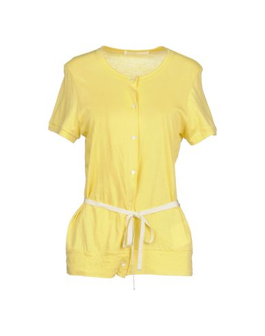 SACAI LUCK T-Shirt in Yellow