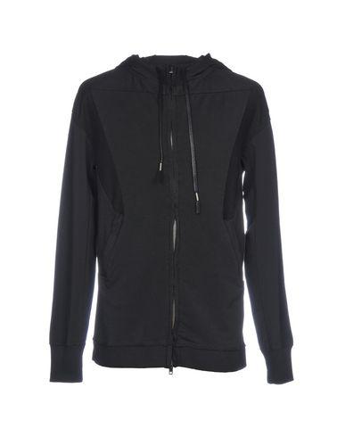 MANUEL MARTE Hooded Sweatshirt in Black
