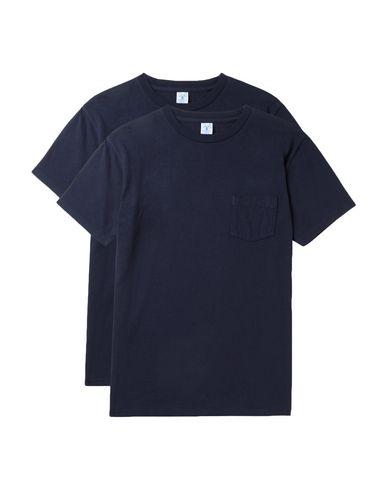 VELVA SHEEN T-Shirt in Dark Blue