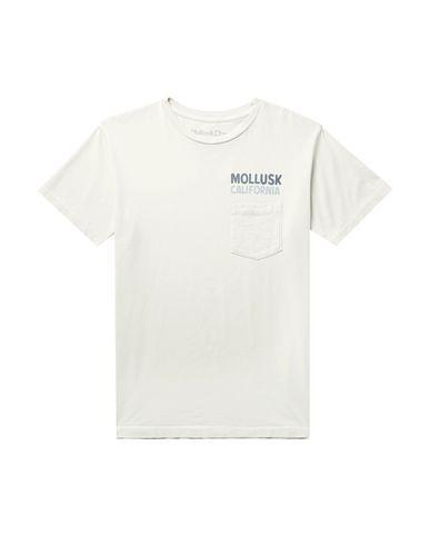 MOLLUSK T-Shirt in Light Grey