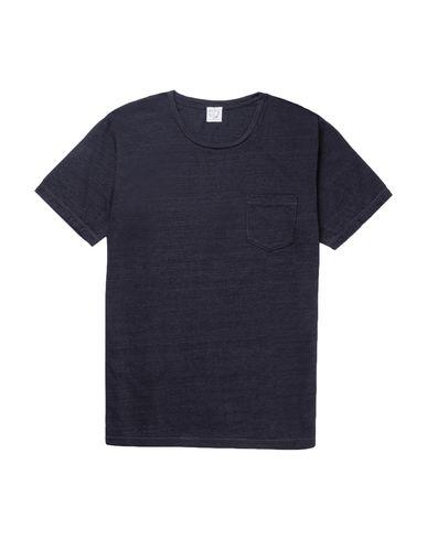 ORSLOW T-Shirt in Dark Blue