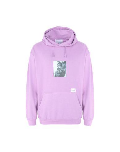 MKI MIYUKI ZOKU Hooded Sweatshirt in Lilac