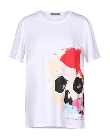 Alexander Mcqueen Clothing T-shirt