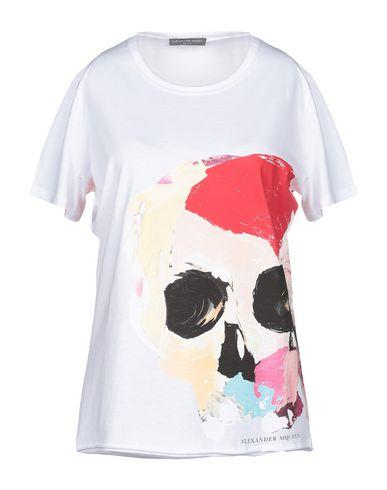 Alexander Mcqueen Clothing T-SHIRTS