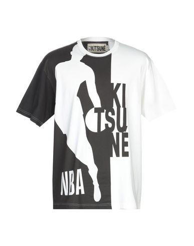 KITSUNÉ T-Shirt in Black