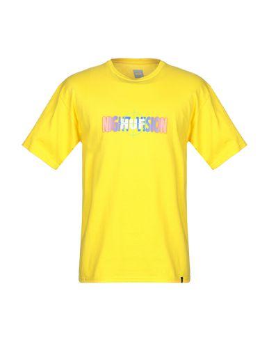 HUF T-Shirt in Yellow
