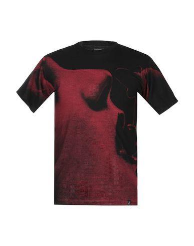 HUF T-Shirt in Maroon