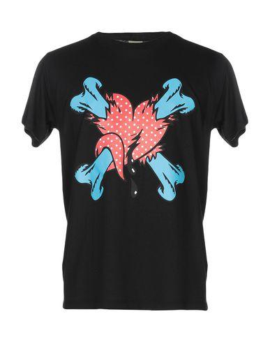 HERMAN MARKET T-Shirt in Black
