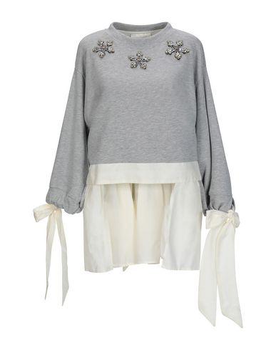 TILL.DA Sweatshirt in Light Grey