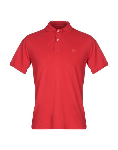 HENRI LLOYD Polo Shirt in Red