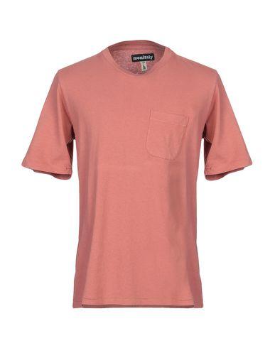 MONITALY T-Shirt in Pastel Pink